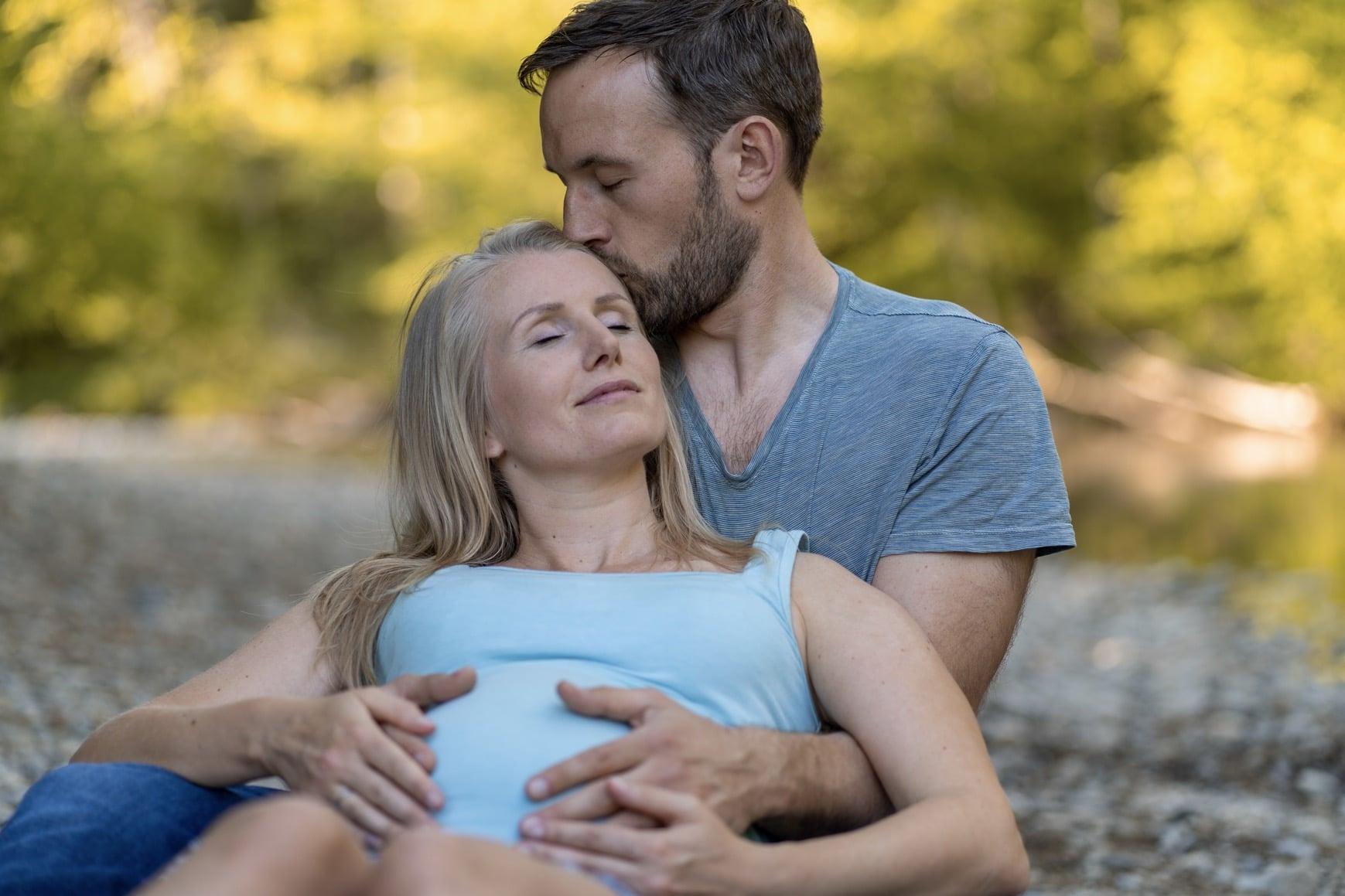 Babybauchshooting Wangen Im Allgäu