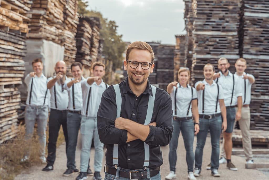 Auto Jungs Fotoshooting Junggesellenabschied Heilbronn