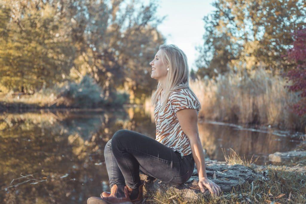 Viktoria Herbst Portrait Fotoshooting