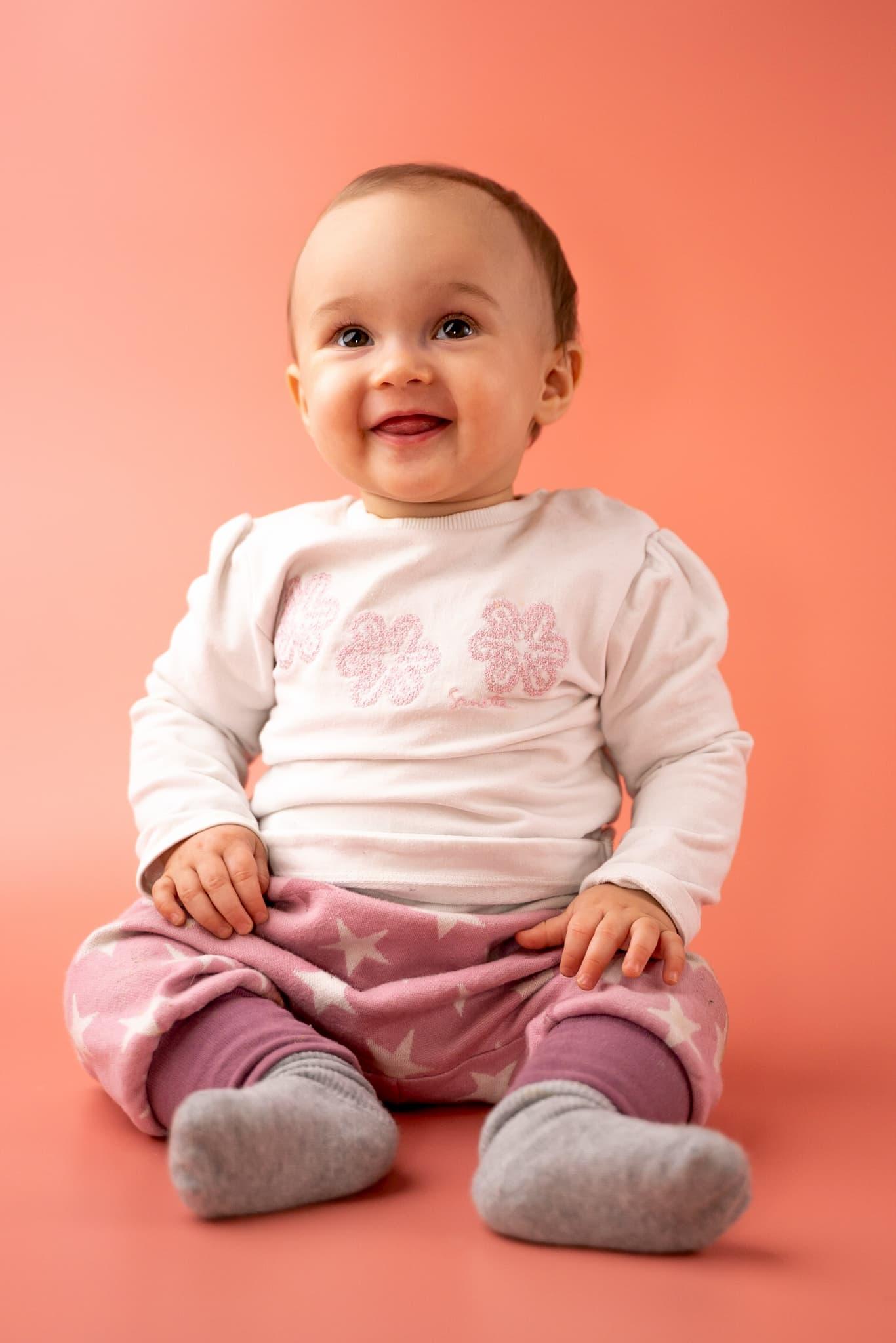 Fotostudio Wangen Babyshooting
