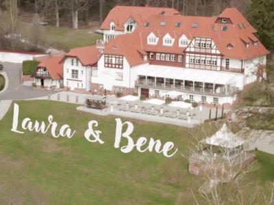 Hochzeitsvideo Neckarsteinach Hoher Darsberg Laura Und Bene