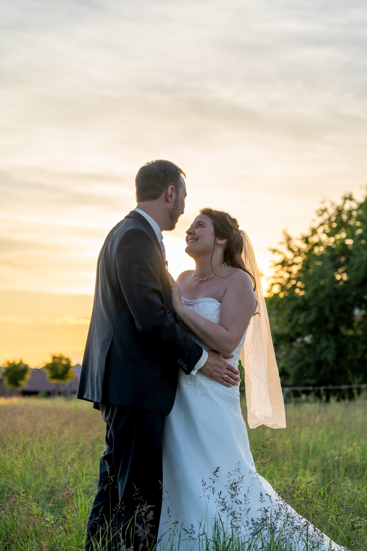 Hochzeitsfoto Brautpaar